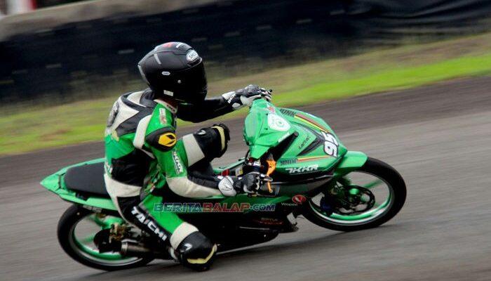 Knalpot RCB1 Dipakai Rider Malaysia (ARRC Sentul), Podium UB150