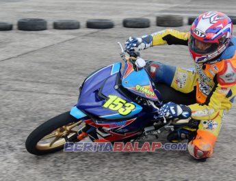 Rahasia Tune-up MX King 150 Jawara Nasional MP1 (150 cc) Motorprix 2017 Sumatera