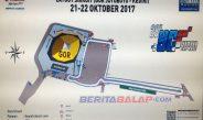 Jelang Yamaha Cup Race 2017 Kediri (21-22 Oktober) : Trek Hampir 1 Km, Ini Desainnya !
