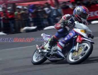 Bongkar Mesin Underbone 2 Tak Satria Tim BKP Racing : Jokinya Taufan Dinar Akbar