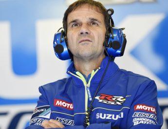 Wow ! Davide Brivio Pindah ke Balap F1 ? Jadi Bos Bukan Manajer Suzuki Lagi ?