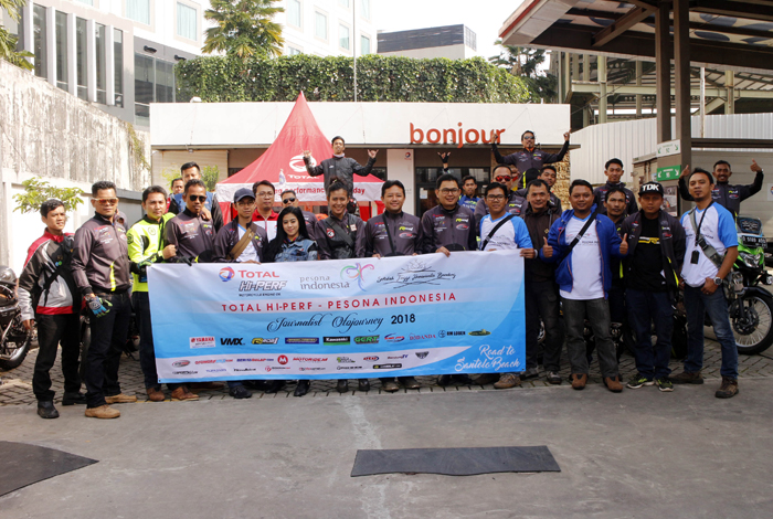 Total Hi-Perf Pesona Indonesia Journalist Otojourney 2018 ...