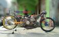 """Ninja 150 Bara-Bere (Tim Bower""""s Racing Palembang) Sapu-Bersih Dragbike Lubuk-Linggau Sumsel"""