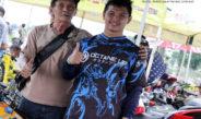 Walau Berusia 67 Tahun, Om Yong's Siap Kawal Timnya di Kejurda Dragbike Jabar, Meikarta