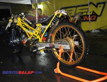 Bongkar Mesin Jupiter 130 Tim RC3 Aben Racing RRT, Jawara IDC 2019 Yogyakarta