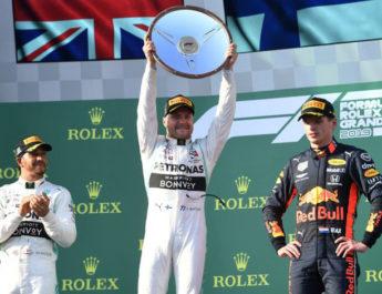 Hasil F1 Australia : Mercedes Finish 1-2, Honda Podium ke-3, Pertama Sejak 2008