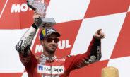 Dovizioso Lebih Senang Bersaing Tidak Hanya Dengan Marquez, Siapa Lagi ?