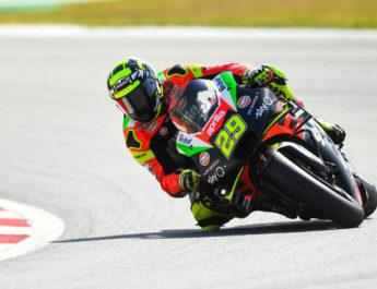 Jelang MotoGP Assen : Ada Kabar Baik Dari Tim Aprilia, Soal Apa ?