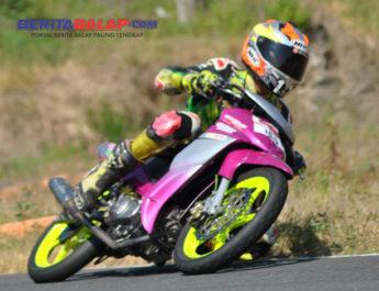 Ini Rahasia Jupiter Z Karbu by Bani Maruzuko, Jawara 4T 125 Fun Race (Road Race Boyolali)