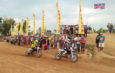 Kejurnas Grasstrack 2019 Semarang : Serunya Power To Power, Lantian Juan Vs Rivaldi Julian