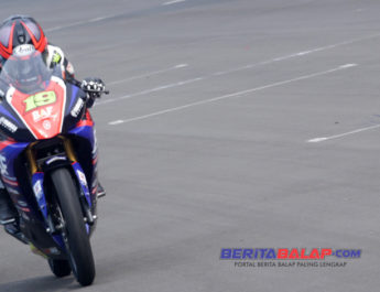 Ini Rahasia Mesin All New R15 Tercepat di Sunday Race Sentul, Tim Yamaha Akai Jaya by MBKW2