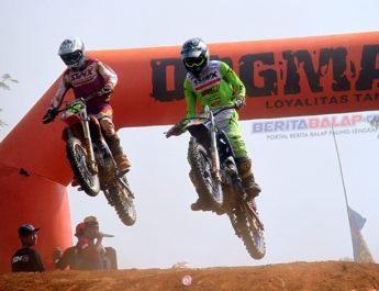 KMS Grasstrack & Motocross Championship 2019 Ciamis : Josss,..!!! Selain 3 Unit Sepeda Motor Juga Ada Angpao Tambahan Untuk Para Juara Umum