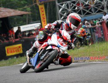 Mlethiz MBKW2 Buka Rahasia Honda GTR by ART Jogja Podium Juara Motoprix Tasikmalaya