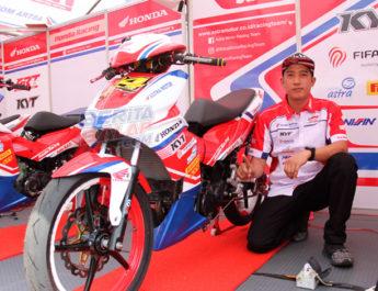 Mlethiz MBKW2 Akui House & Per-Kopling Semua Motor ART Jogja Pakai UMA Racing, Alasannya ?