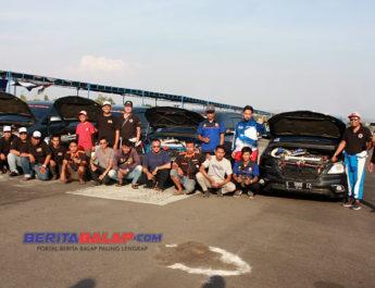 Kolaborasi Perfoma Autoforia Jogja Bareng Garage Autowerks Bandung, Gegerkan Kompetisi Monster Diesel
