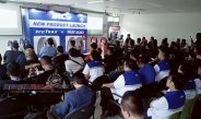 Undang Ratusan Jurnalis, IRC Perkenalkan Ban Balap RMC830 & Eco-Tire