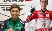 Kasma Daniel Vs Andi Gilang, 2 Rookie Moto2 Asia Tenggara (2020), Siapa Terbaik ?
