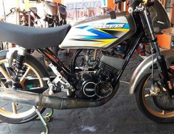 Rahasia RX King Jawara Sport 2T 135 cc Std Pemula (Road Race Karanganyar), Timnya Raden Mas Katak Hura-Hura C-Duckz Jogja