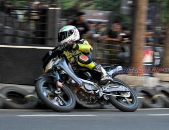 Satria 120R Pemborong Podium 1-2-3 Road Race Bandung (16 Nov), Apa Rahasianya ?