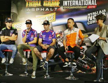 Trial Game Asphalt International Championship 2019 Boyolali : Seri Final, Terbukti World Class !