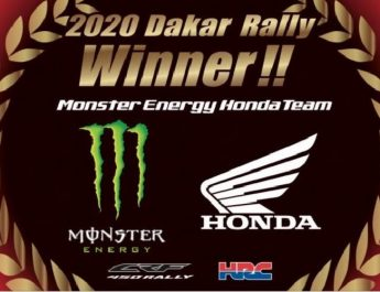 Honda CRF450 Rally Jawara Reli Dakar 2020, Pecah-Telur Setelah 8 Tahun