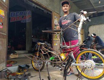 Beatsbike Frame Solution Kudus, Spesialis Rangka Dragbike, Harganya Ekonomis !