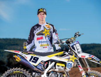 Thomas Kjer Olsen Perpanjang Kontrak Dengan Tim Rockstar Energy Husqvarna Racing