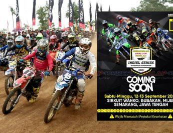 Siap-Siap ! Indiel Series Grasstrack 2020, Seri Awal di Sirkuit Wanko Semarang (12-13 Sept)