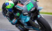 Kualifikasi MotoGP Catalunya : Morbidelli Pole Position, Dua Baris Depan Milik 4 Rider Yamaha