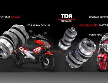 Dijamin NMax dan Aerox Langsung Ngacir Dengan Camshaft TDR Racing, Harga Rp 915 ribu-an