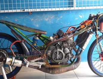 C-Duckz Racing Feat Sapi Edan Racing Team Riset Ninja FFA, Target 6,5 Detik !
