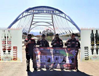 Pembuktian 14 Ribu Km Suspensi RCB Terbaru VS Series, Bogor-Timorleste-Jakarta