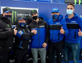 Thibault Benistant Amunisi Baru Tim Monster Energy Yamaha Factory MX2