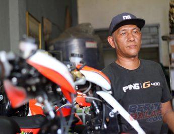 Mekanik Mantri Jayadipa Semarang Ungkap Tarif Order Mesin Balap 2 Tak di Bengkelnya
