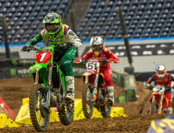 Hasil Dan Standing Poin Monster Energy Supercross 2021 Putaran 1 Houston