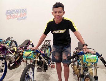 Bayu Ucil Tunjuk 2 Rider Perkuat Tim Dragbike RH57, Siapakah ?