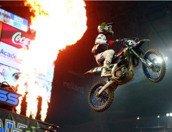 Yamaha Mendominasi Kelas 250SX Seri Pembuka Supercross 2021 Houston