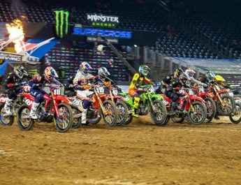 Hasil Dan Standing Poin Supercross 2021 Seri 2 Houston