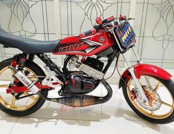 Tim Jayadipa Semarang Punya Pacuan Baru RX King Super Pro, Pemiliknya Karen Mikola, Ini Speknya