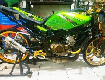 Ninja Std Tim RJT Feat Eco Speed, Senjata Baru Siap Tarung Perdana di Event Cicangkal