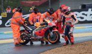 Wow ! Terjadi 117 Kali Crash di Le Mans, Dorna Siap Pindahkan Tanggalnya ?