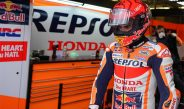 Waduh ! Marc Marquez Akui Tidak Target Juara Dunia Tahun Ini