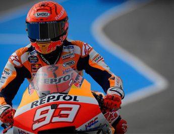 FP1 MotoGP Sachsenring : Wow..! Marc Marquez Tercepat ! Apakah Sudah Fit 100 Persen ?