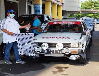 Surakarta 90'S Ramadhan On The Road 2021 : Gelar Time Rally Sembari Ngabuburit Diikuti 50 Peserta