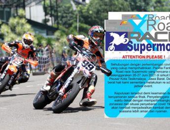 Fix ! FantasiX Road Race Supermoto 2021 Tasikmalaya Ditunda