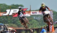 Knalpot Proliner XR1 Berikan Support Uang Prestasi di Ajang Bodisa Grasstrack Championship 2021