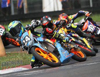 Kepastian Cepat Seri ke-3 OnePrix Memacu Tim Setting Motor dan Latihan Lebih Maksimal