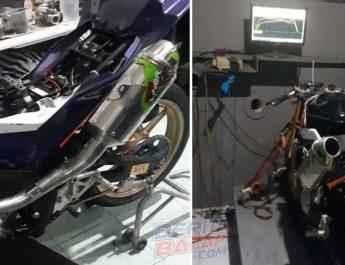 Bima Aditya The Strokes55 Riset WR155R Bore-up 225 cc, Buat Balap Apa ?