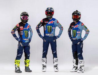 Trio Monster Energy Yamaha Factory MXGP Bertekad Untuk Bangkit Di MXGP 2021 Latvia