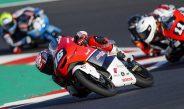 Mario Suryo Aji Berhasil Menembus 10 Besar Klasemen CEV Moto3